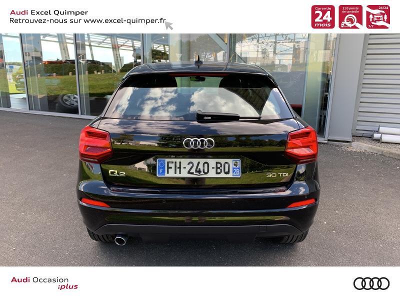 Photo 5 de l'offre de AUDI Q2 30 TDI 116ch S line S tronic 7 Euro6d-T à 31490€ chez Excel automobiles - Audi Quimper