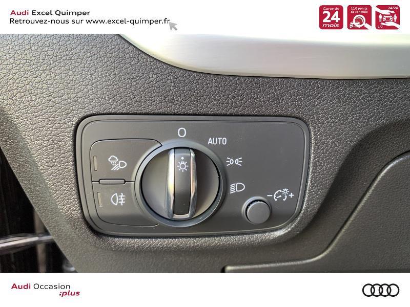 Photo 11 de l'offre de AUDI Q2 30 TDI 116ch S line S tronic 7 Euro6d-T à 31490€ chez Excel automobiles - Audi Quimper