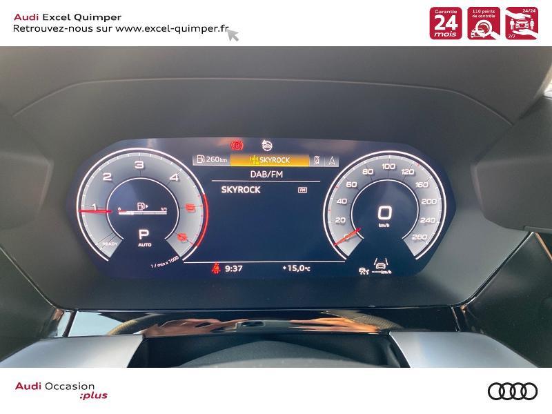 Photo 15 de l'offre de AUDI A3 Sportback 35 TDI 150ch S line S tronic 7 à 43690€ chez Excel automobiles - Audi Quimper