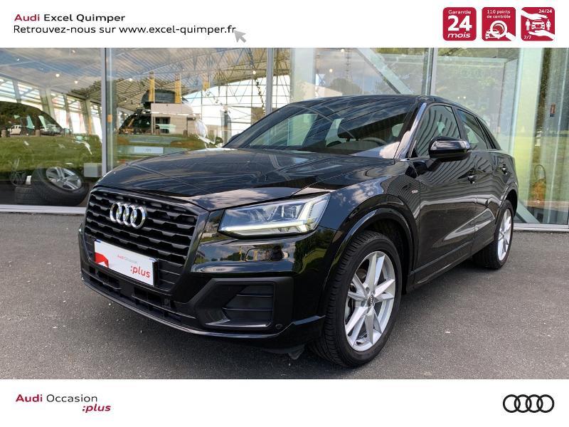 Photo 1 de l'offre de AUDI Q2 30 TDI 116ch S line S tronic 7 Euro6d-T à 31490€ chez Excel automobiles - Audi Quimper