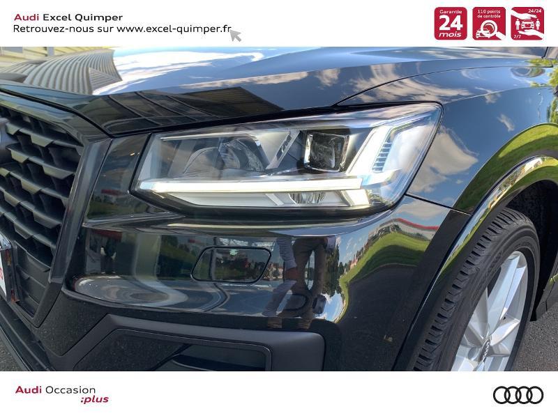 Photo 14 de l'offre de AUDI Q2 30 TDI 116ch S line S tronic 7 Euro6d-T à 31490€ chez Excel automobiles - Audi Quimper