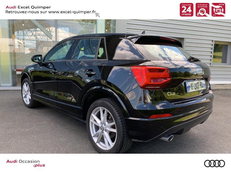 Photo 4 de l'offre de AUDI Q2 30 TDI 116ch S line S tronic 7 Euro6d-T à 31490€ chez Excel automobiles - Audi Quimper