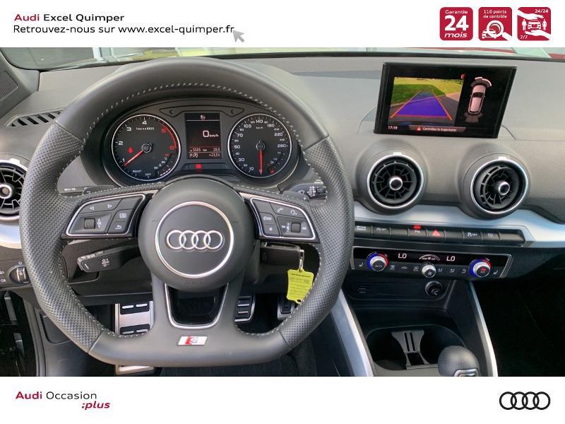 Photo 6 de l'offre de AUDI Q2 30 TDI 116ch S line S tronic 7 Euro6d-T à 31490€ chez Excel automobiles - Audi Quimper