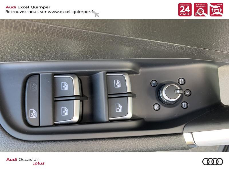 Photo 10 de l'offre de AUDI Q2 30 TDI 116ch S line S tronic 7 Euro6d-T à 31490€ chez Excel automobiles - Audi Quimper