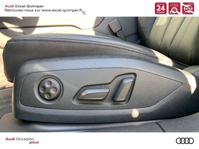 Photo 12 de l'offre de AUDI A5 Sportback 40 TFSI 190ch Design Luxe S tronic 7 Euro6d-T à 38990€ chez Excel automobiles - Audi Quimper