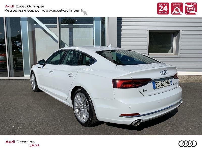 Photo 4 de l'offre de AUDI A5 Sportback 40 TFSI 190ch Design Luxe S tronic 7 Euro6d-T à 38990€ chez Excel automobiles - Audi Quimper