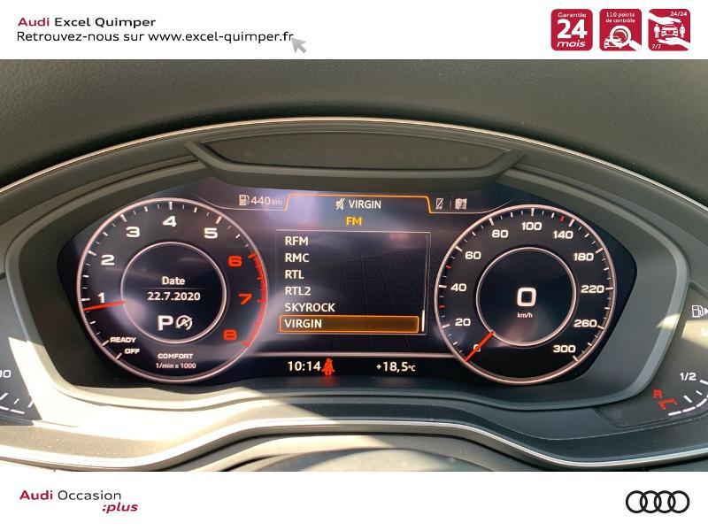 Photo 20 de l'offre de AUDI A5 Sportback 40 TFSI 190ch Design Luxe S tronic 7 Euro6d-T à 38990€ chez Excel automobiles - Audi Quimper
