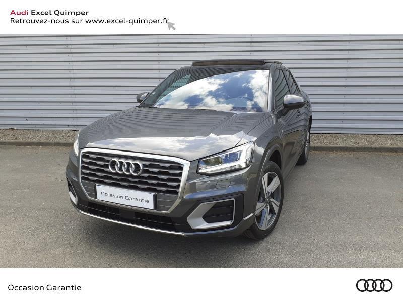 Photo 1 de l'offre de AUDI Q2 1.6 TDI 116ch S line S tronic 7 à 24990€ chez Excel automobiles - Audi Quimper
