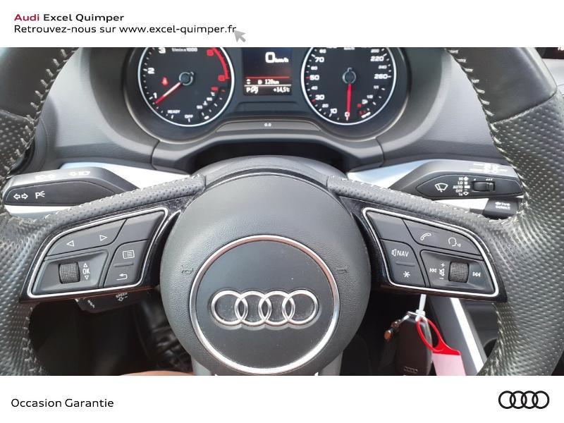 Photo 16 de l'offre de AUDI Q2 1.6 TDI 116ch S line S tronic 7 à 24990€ chez Excel automobiles - Audi Quimper