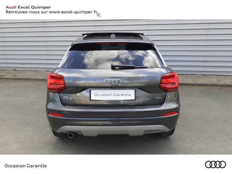 Photo 5 de l'offre de AUDI Q2 1.6 TDI 116ch S line S tronic 7 à 24990€ chez Excel automobiles - Audi Quimper