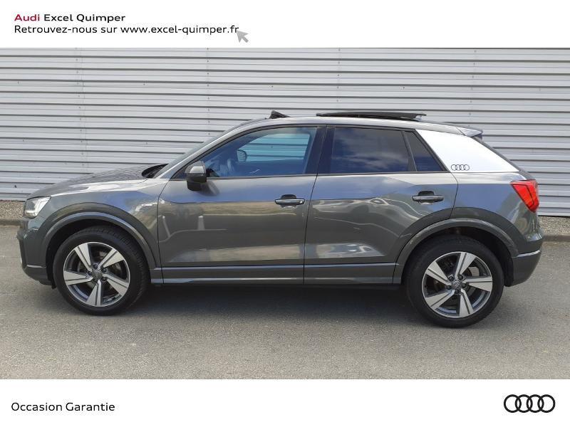 Photo 3 de l'offre de AUDI Q2 1.6 TDI 116ch S line S tronic 7 à 24990€ chez Excel automobiles - Audi Quimper