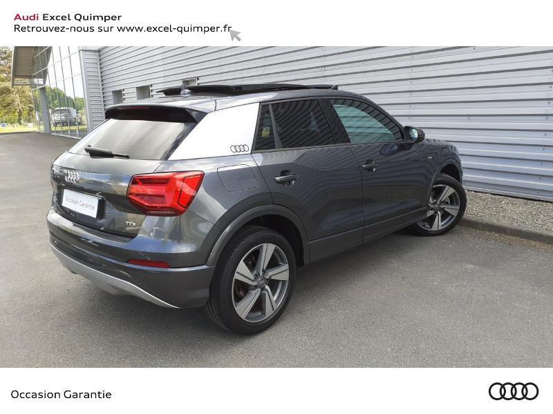Photo 4 de l'offre de AUDI Q2 1.6 TDI 116ch S line S tronic 7 à 24990€ chez Excel automobiles - Audi Quimper