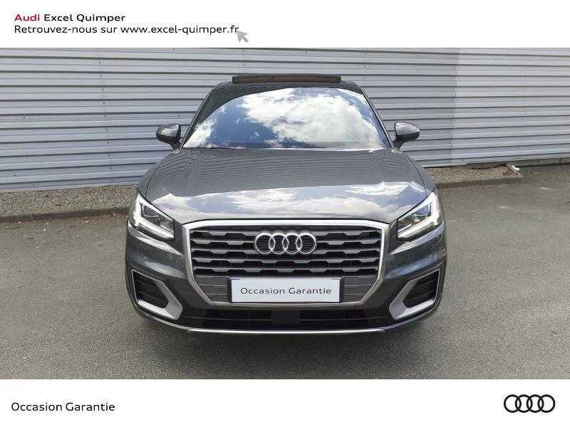 Photo 2 de l'offre de AUDI Q2 1.6 TDI 116ch S line S tronic 7 à 24990€ chez Excel automobiles - Audi Quimper