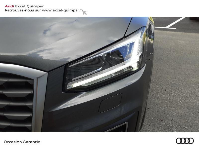 Photo 26 de l'offre de AUDI Q2 1.6 TDI 116ch S line S tronic 7 à 24990€ chez Excel automobiles - Audi Quimper