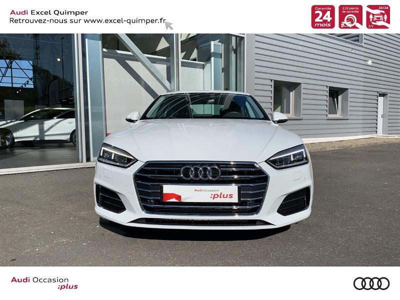 Photo 2 de l'offre de AUDI A5 Sportback 40 TFSI 190ch Design Luxe S tronic 7 Euro6d-T à 38990€ chez Excel automobiles - Audi Quimper
