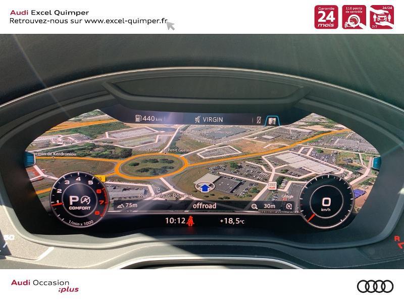 Photo 15 de l'offre de AUDI A5 Sportback 40 TFSI 190ch Design Luxe S tronic 7 Euro6d-T à 38990€ chez Excel automobiles - Audi Quimper