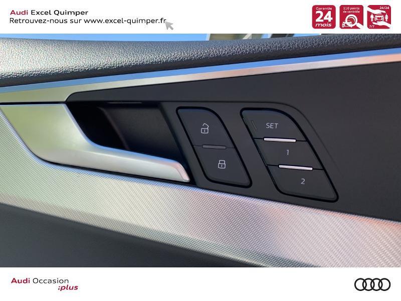 Photo 13 de l'offre de AUDI A5 Sportback 40 TFSI 190ch Design Luxe S tronic 7 Euro6d-T à 38990€ chez Excel automobiles - Audi Quimper