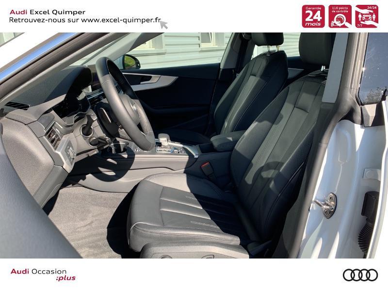 Photo 7 de l'offre de AUDI A5 Sportback 40 TFSI 190ch Design Luxe S tronic 7 Euro6d-T à 38990€ chez Excel automobiles - Audi Quimper