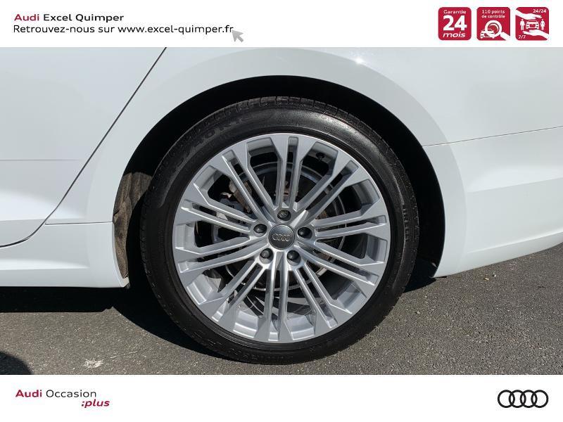 Photo 11 de l'offre de AUDI A5 Sportback 40 TFSI 190ch Design Luxe S tronic 7 Euro6d-T à 38990€ chez Excel automobiles - Audi Quimper