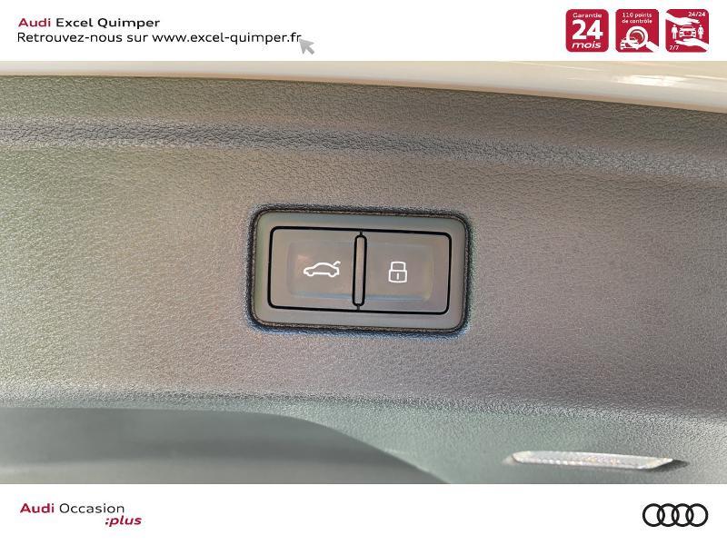 Photo 10 de l'offre de AUDI A5 Sportback 40 TFSI 190ch Design Luxe S tronic 7 Euro6d-T à 38990€ chez Excel automobiles - Audi Quimper