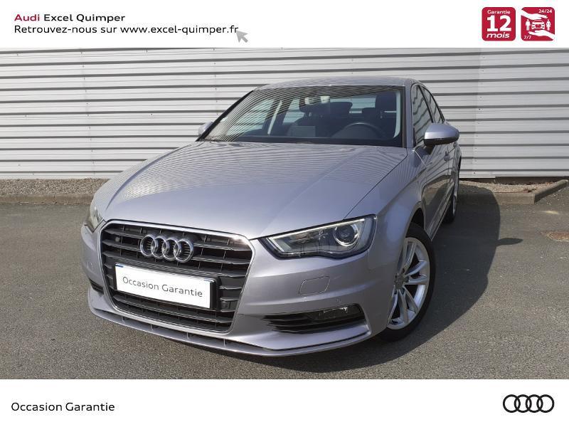 Audi A3 Berline 1.6 TDI 110ch FAP Advanced Diesel Argent fleuret Occasion à vendre