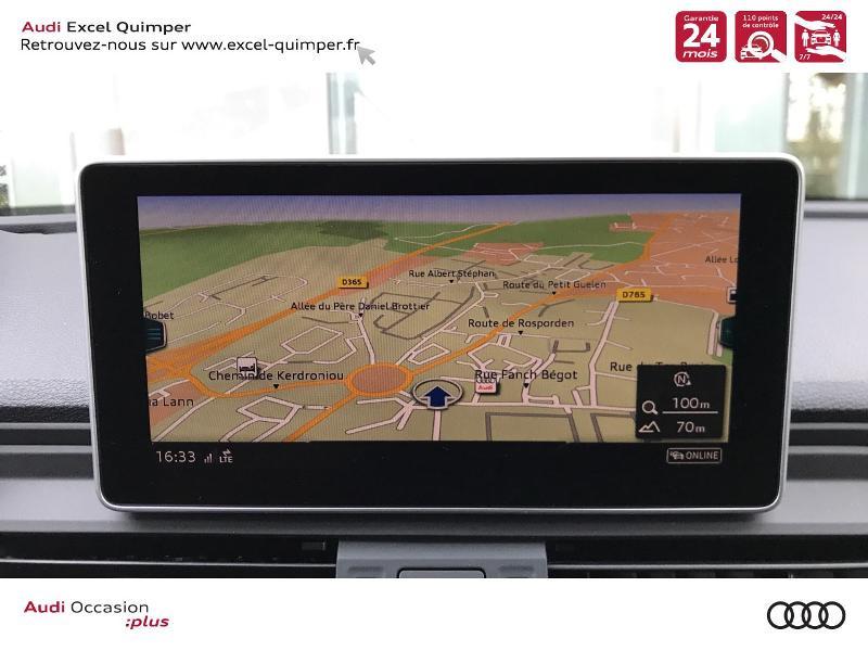 Photo 15 de l'offre de AUDI Q5 2.0 TDI 163ch S line quattro S tronic 7 Euro6d-T à 44990€ chez Excel automobiles - Audi Quimper