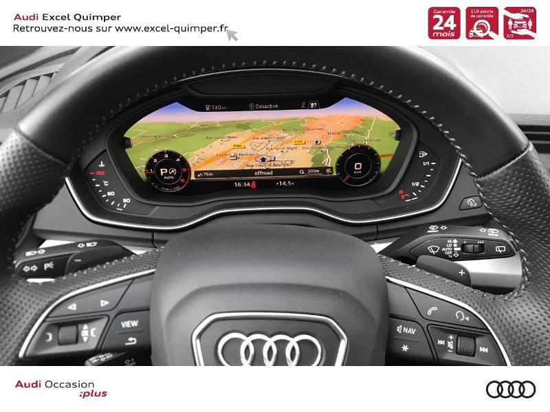 Photo 17 de l'offre de AUDI Q5 2.0 TDI 163ch S line quattro S tronic 7 Euro6d-T à 44990€ chez Excel automobiles - Audi Quimper