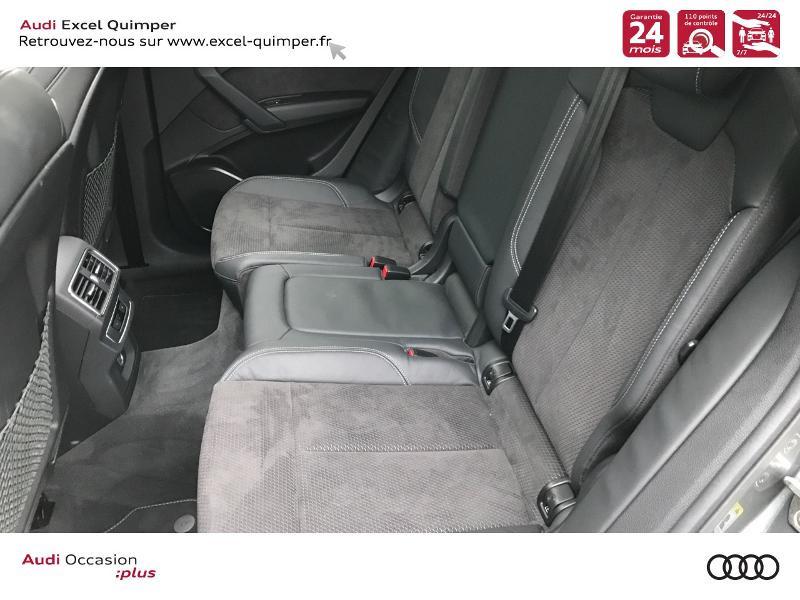 Photo 8 de l'offre de AUDI Q5 2.0 TDI 163ch S line quattro S tronic 7 Euro6d-T à 44990€ chez Excel automobiles - Audi Quimper