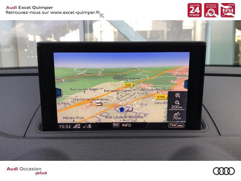 Photo 9 de l'offre de AUDI A3 Sportback 30 TDI 116ch S line Euro6d-T à 25990€ chez Excel automobiles - Audi Quimper