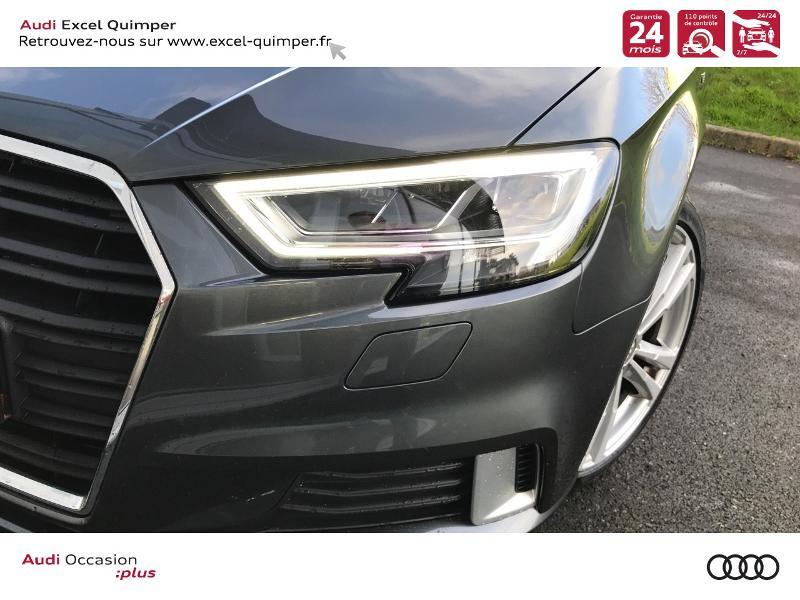 Photo 20 de l'offre de AUDI A3 Sportback 30 TDI 116ch S line Euro6d-T à 25990€ chez Excel automobiles - Audi Quimper