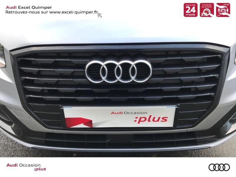 Photo 9 de l'offre de AUDI Q2 30 TDI 116ch Sport Euro6d-T 124g à 26990€ chez Excel automobiles - Audi Quimper