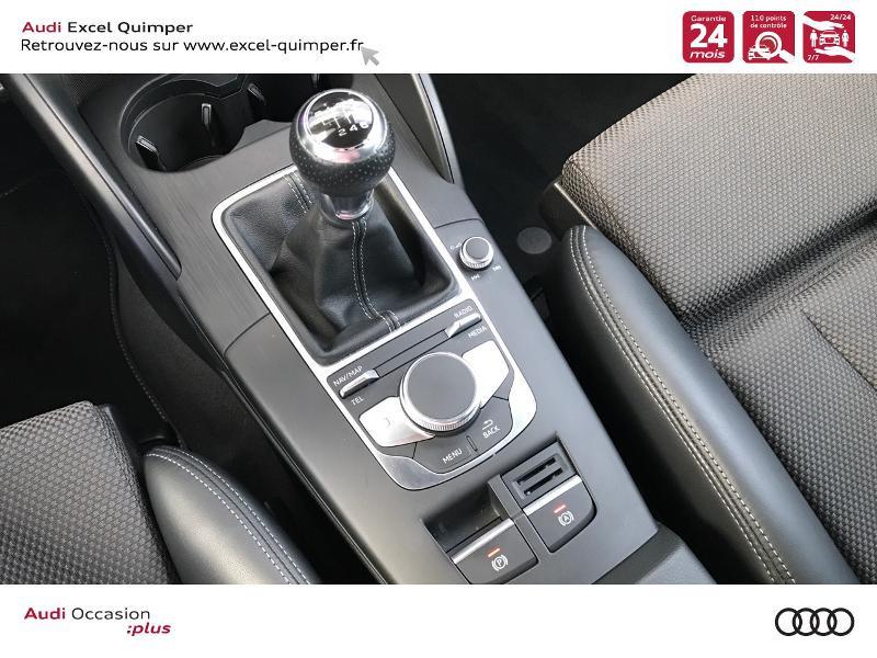 Photo 14 de l'offre de AUDI A3 Sportback 30 TDI 116ch S line Euro6d-T à 25990€ chez Excel automobiles - Audi Quimper