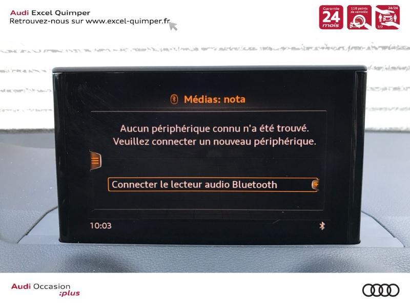 Photo 13 de l'offre de AUDI Q2 30 TDI 116ch Sport Euro6d-T 124g à 26990€ chez Excel automobiles - Audi Quimper
