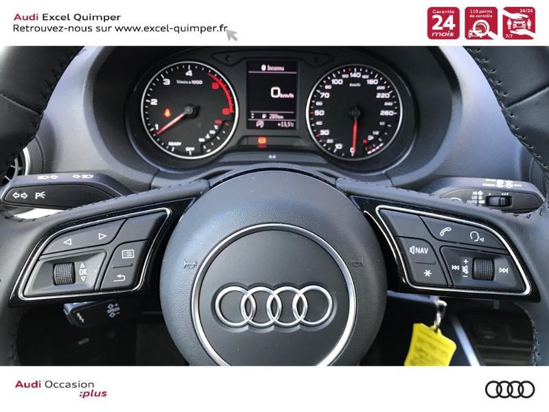 Photo 16 de l'offre de AUDI Q2 30 TDI 116ch Sport Euro6d-T 124g à 26990€ chez Excel automobiles - Audi Quimper