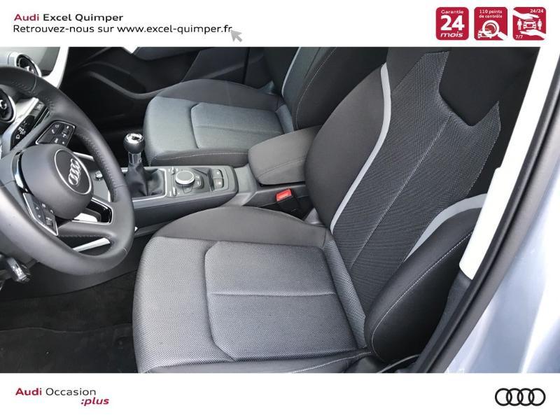Photo 7 de l'offre de AUDI Q2 30 TDI 116ch Sport Euro6d-T 124g à 26990€ chez Excel automobiles - Audi Quimper