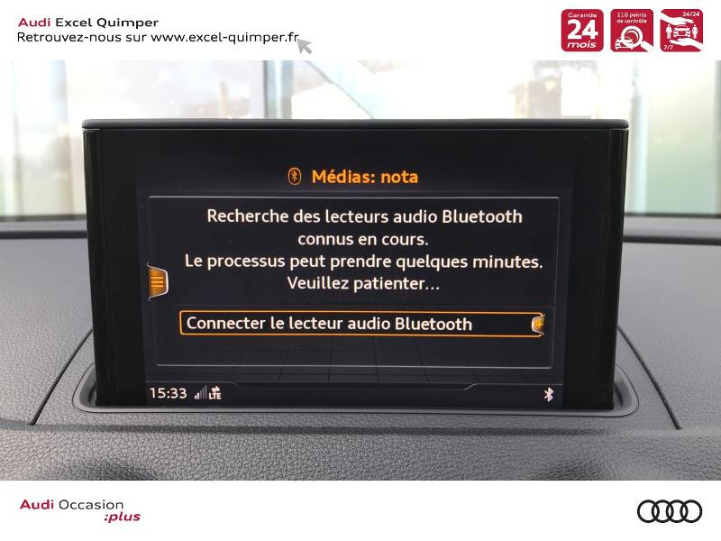 Photo 13 de l'offre de AUDI A3 Sportback 30 TDI 116ch S line Euro6d-T à 25990€ chez Excel automobiles - Audi Quimper