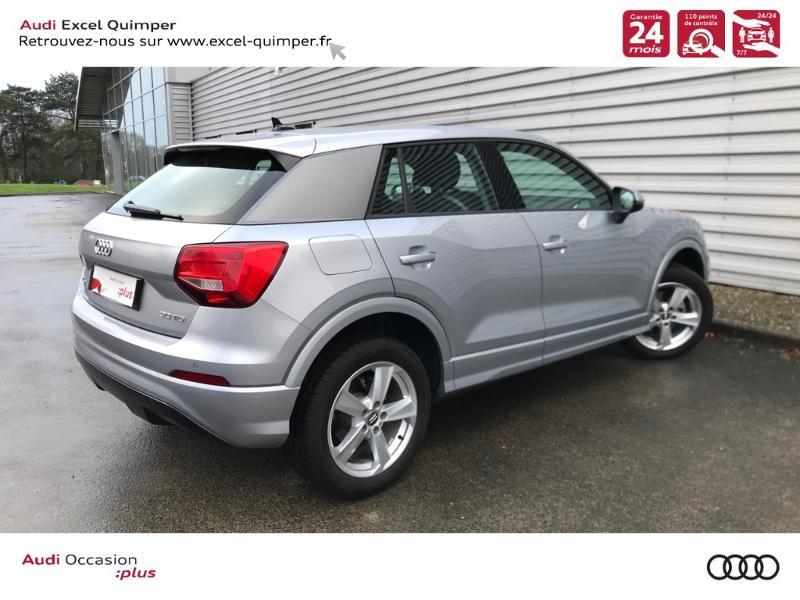 Photo 4 de l'offre de AUDI Q2 30 TDI 116ch Sport Euro6d-T 124g à 26990€ chez Excel automobiles - Audi Quimper