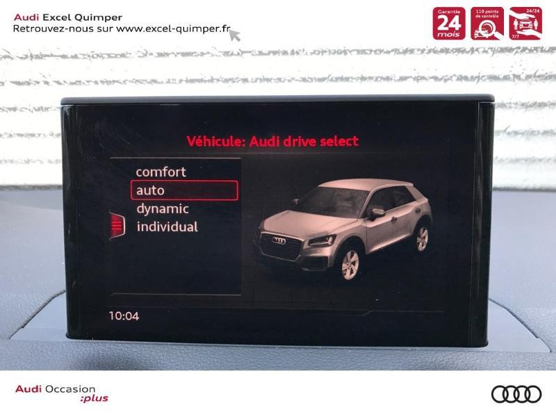 Photo 14 de l'offre de AUDI Q2 30 TDI 116ch Sport Euro6d-T 124g à 26990€ chez Excel automobiles - Audi Quimper
