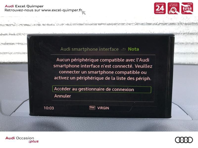 Photo 12 de l'offre de AUDI Q2 30 TDI 116ch Sport Euro6d-T 124g à 26990€ chez Excel automobiles - Audi Quimper