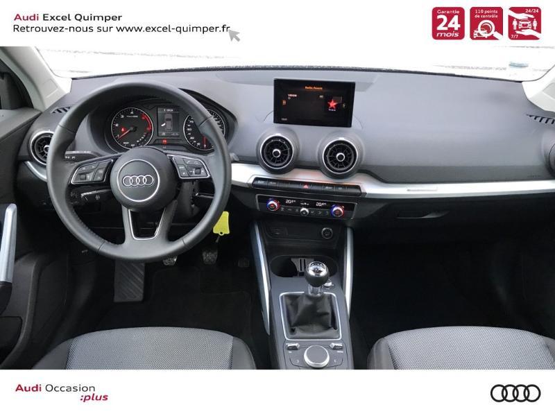 Photo 6 de l'offre de AUDI Q2 30 TDI 116ch Sport Euro6d-T 124g à 26990€ chez Excel automobiles - Audi Quimper