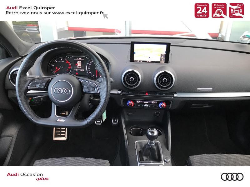 Photo 6 de l'offre de AUDI A3 Sportback 30 TDI 116ch S line Euro6d-T à 25990€ chez Excel automobiles - Audi Quimper