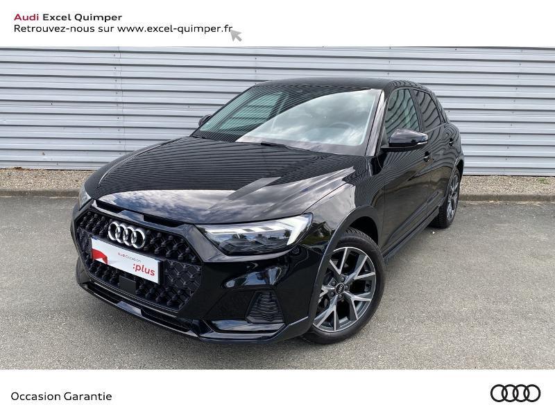 Audi A1 Citycarver 30 TFSI 116ch Design Luxe S tronic 7 Essence NOIR MYTHIC Occasion à vendre