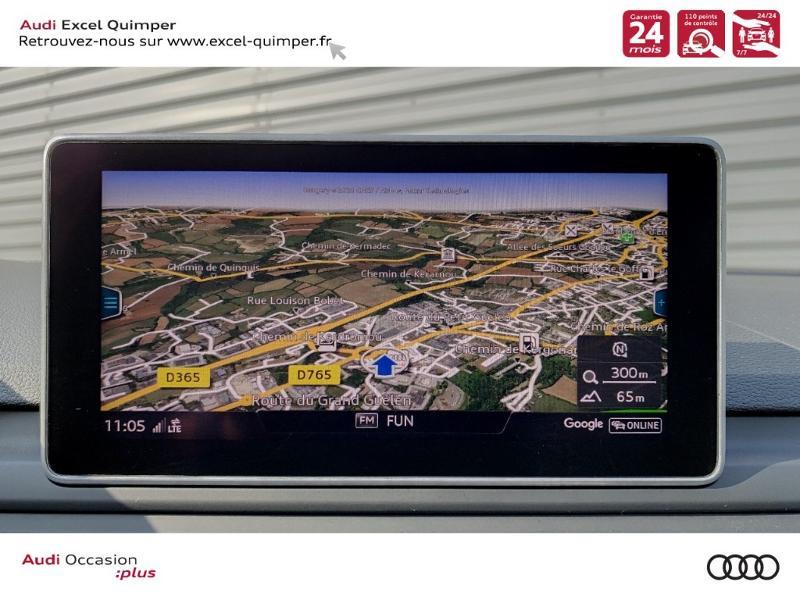 Photo 18 de l'offre de AUDI A4 Avant 35 TFSI 150ch Design Luxe S tronic 7 Euro6d-T à 36290€ chez Excel automobiles - Audi Quimper