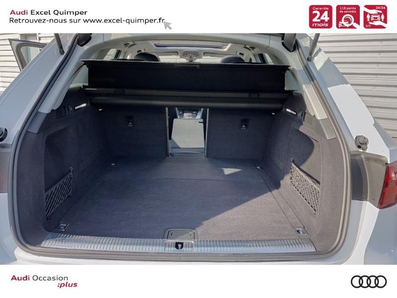 Photo 10 de l'offre de AUDI A4 Avant 35 TFSI 150ch Design Luxe S tronic 7 Euro6d-T à 36290€ chez Excel automobiles - Audi Quimper