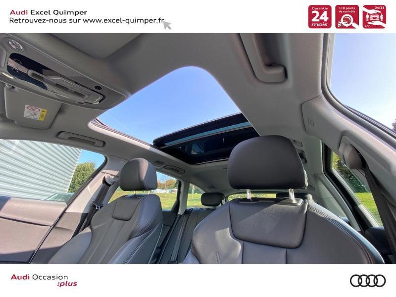 Photo 9 de l'offre de AUDI A4 Avant 35 TFSI 150ch Design Luxe S tronic 7 Euro6d-T à 36290€ chez Excel automobiles - Audi Quimper