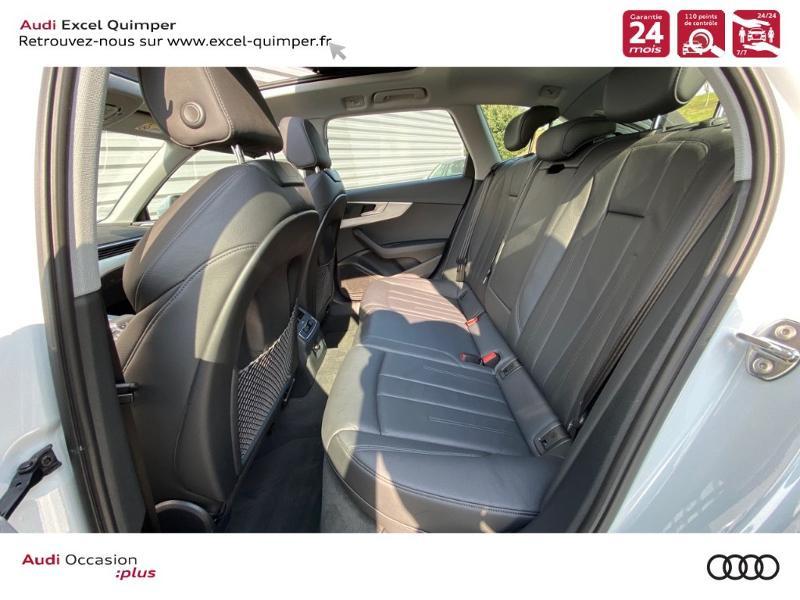 Photo 8 de l'offre de AUDI A4 Avant 35 TFSI 150ch Design Luxe S tronic 7 Euro6d-T à 36290€ chez Excel automobiles - Audi Quimper