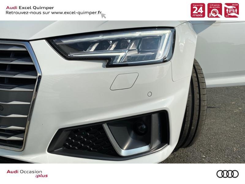 Photo 14 de l'offre de AUDI A4 Avant 35 TFSI 150ch Design Luxe S tronic 7 Euro6d-T à 36290€ chez Excel automobiles - Audi Quimper