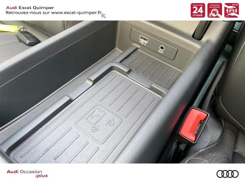 Photo 13 de l'offre de AUDI A4 Avant 35 TFSI 150ch Design Luxe S tronic 7 Euro6d-T à 36290€ chez Excel automobiles - Audi Quimper