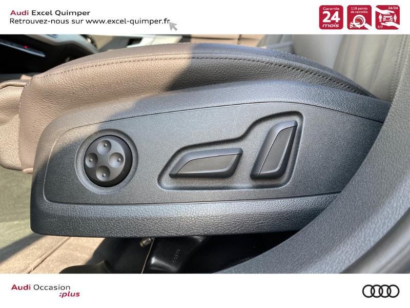 Photo 16 de l'offre de AUDI A4 Avant 35 TFSI 150ch Design Luxe S tronic 7 Euro6d-T à 36290€ chez Excel automobiles - Audi Quimper