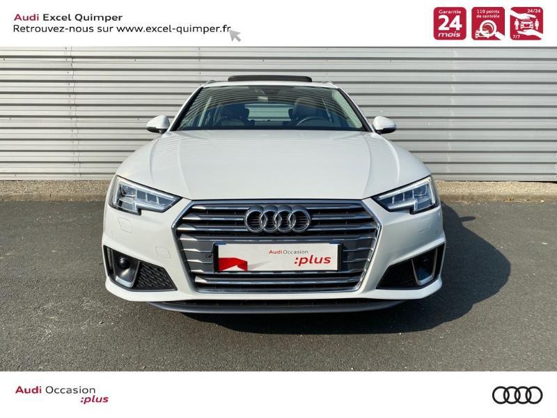 Photo 2 de l'offre de AUDI A4 Avant 35 TFSI 150ch Design Luxe S tronic 7 Euro6d-T à 36290€ chez Excel automobiles - Audi Quimper